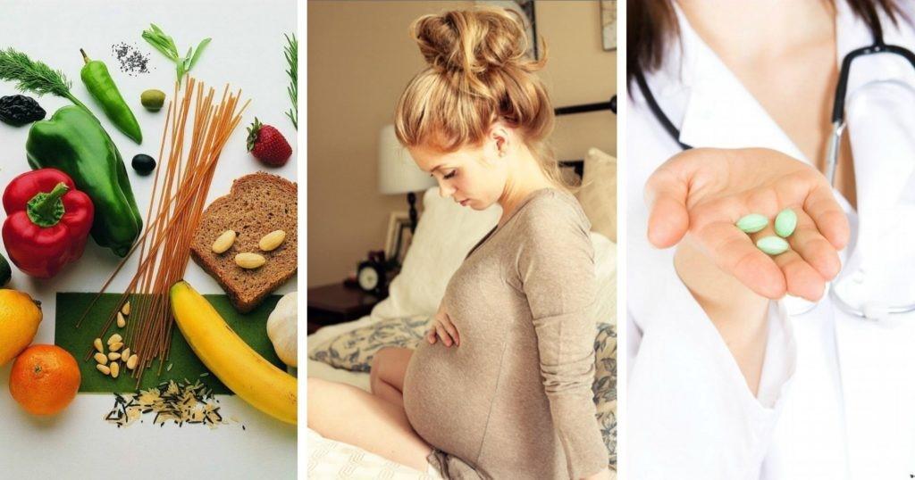 подготовка к зачатию, что  включает в себя