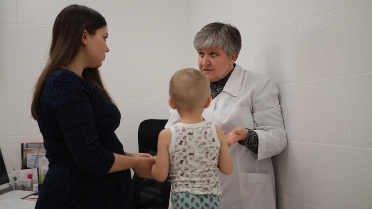 Детский травматолог-ортопед