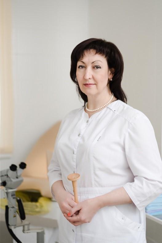 Акушер-гинеколог ,врач УЗИ  диагностики Ковалева Н.А.